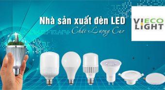 Nhà sản xuất đèn LED chất lượng cao